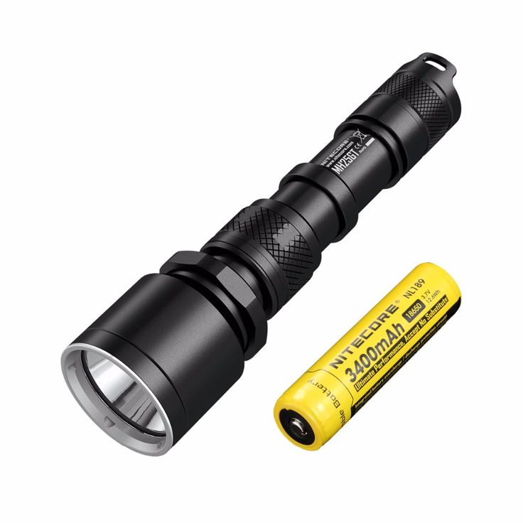 2017 NITECORE MH25GT 1000Lm Tactical CREE XP-L HI V3 LED Waterproof Flashlight Outdoor Torch+ 3400mah Battery+ Holster+USB Cable #Affiliate