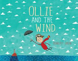 Momo celebrating time to read: Ollie and the wind by Ronojoy Ghosh