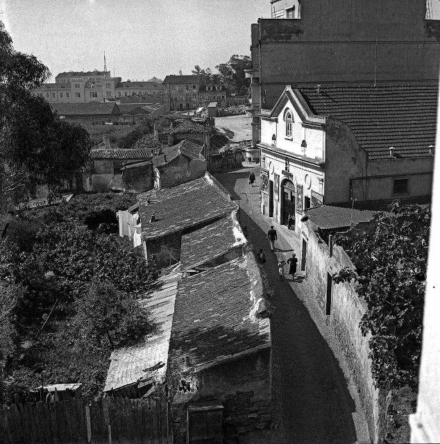 Caminho de baixo da Penha, Cine-Oriente - 1950