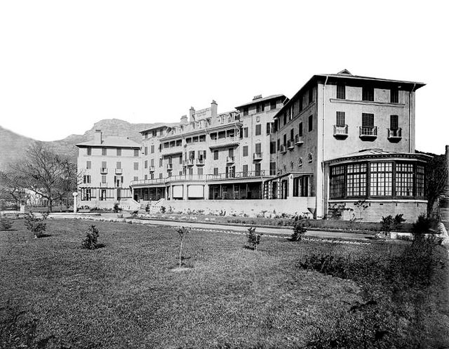 Mount Nelson Hotel, Cape Town 1910 | Flickr - Photo Sharing!