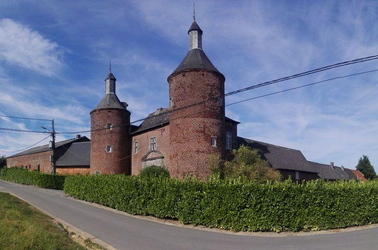 Ferme du Seigneur - Bornival 3 - Liste du patrimoine immobilier classé de Nivelles — Wikipédia