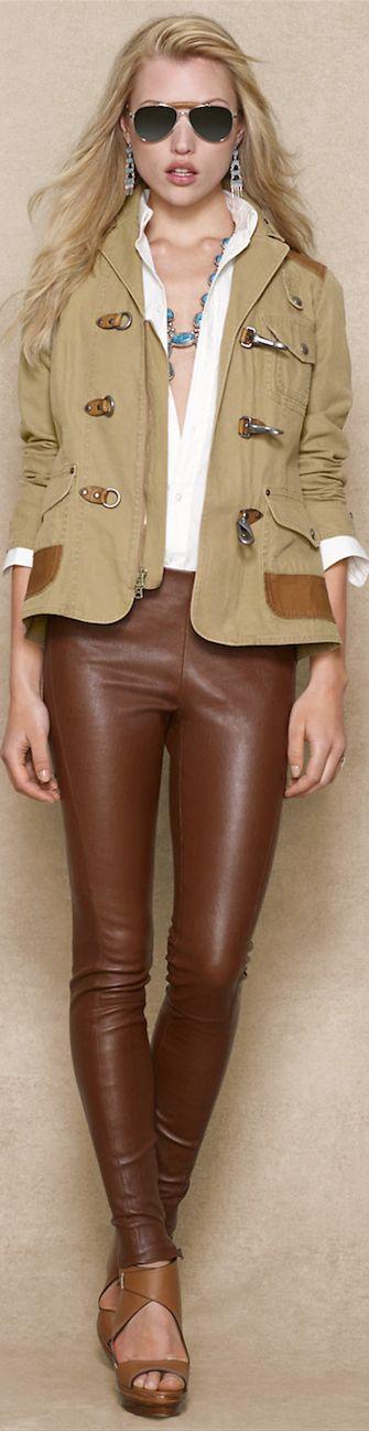 Gorgeous new Jackets from Ralph Lauren