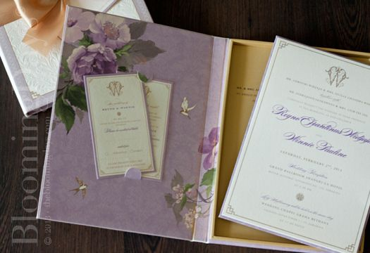 chinoiserie invitation
