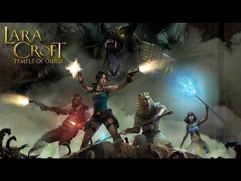 SDCC 2014: TGG Goes Hands on with 'Lara Croft and the Temple of Osiris'