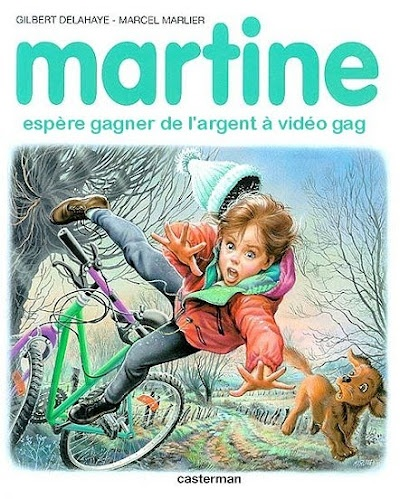 Martine video gag