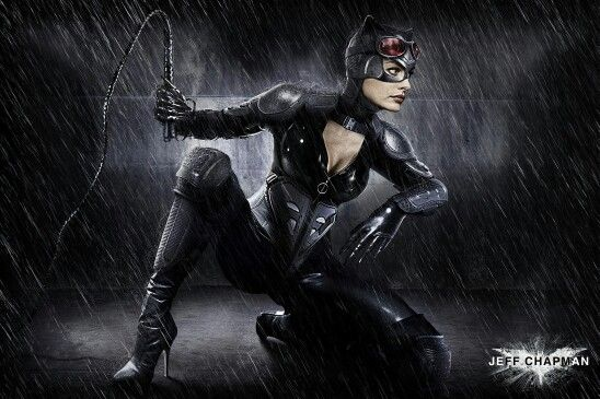 Catwoman by Jeff Chapman