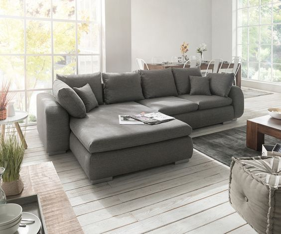 Ecksofa mit schlaffunktion grau  24 best Freestyle Furniture Photography images on Pinterest | Sofa ...