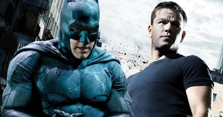 'Bourne' Vs. 'Batman': Ben Affleck Trashes Matt Damon -- Ben Affleck finally responds to Matt Damon's claims that Jason Bourne could beat Batman in a fair fight. -- http://movieweb.com/batman-vs-jason-bourne-ben-affleck-matt-damon/