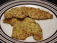 Parmesan Crusted Turkey Cutlets | Recipe | Turkey Cutlets, Turkey ...