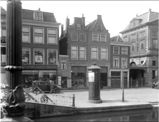 Aalmarkt Leiden