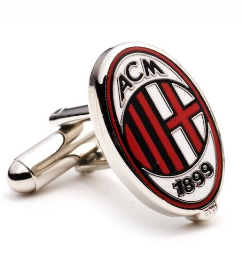 Cufflinks of AC Milan