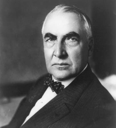 President #29 Warren Harding * Internationally Spurned the League of Nations - Smart. Teapot Dome Scandal not so smart. conservative financial policies, fiscal responsibility, and his endorsement of African American civil rights.