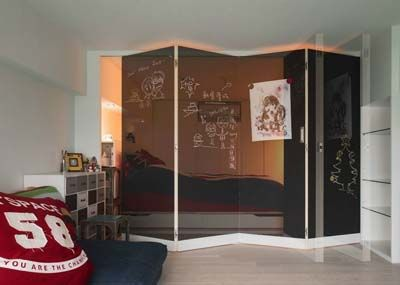 folding screen room divider, home decor.