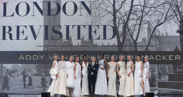 Addy van den Krommenacker Couture Fall 2015