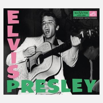 Elvis Presley Vinyl Record by Sony Music Entertainment