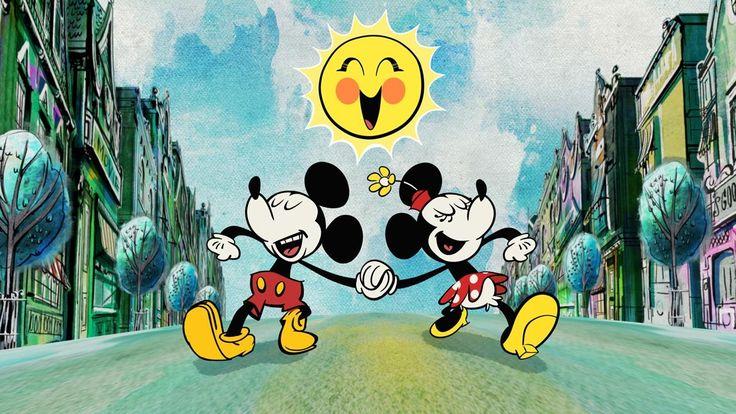 Disney Television Animation's Paul Rudish Talks New 'Mickey Mouse ...