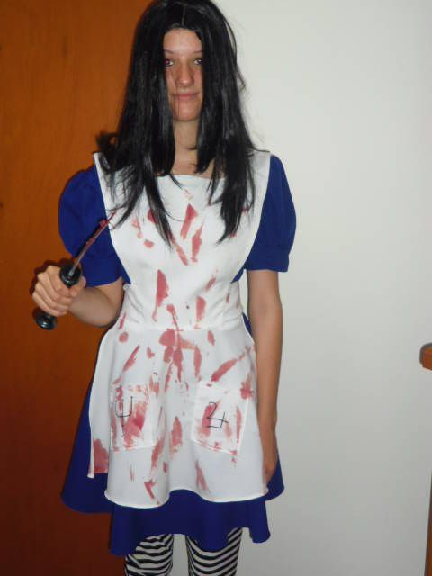American McGee's Alice Available for hire in size 10