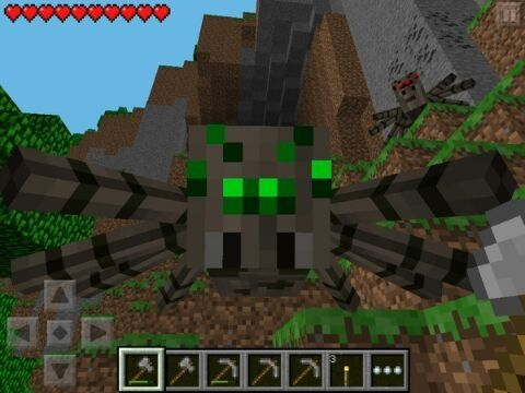 how to make monsters in minecraft pe creative