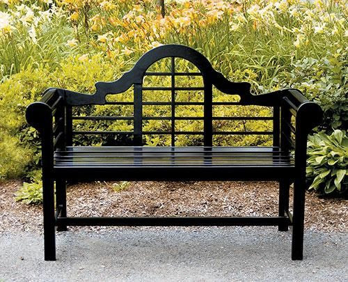 1000 Images About Painted Lutyens Benches On Pinterest