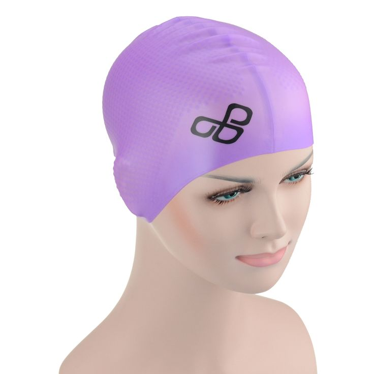 """Looking For Swim Caps Bargain? Look No Further"" NOW Announcing the VITCHELO® SC200 Adult Swimming Cap for Men & Women - The BEST VALUE silicone swim cap for your money! Our swim cap have been careful"