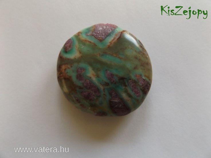 Fukszit rubinnal selyemkő, marokkő (033) - 1500 Ft - Nézd meg Te is Vaterán - Ásvány, kőzet, kagyló - http://www.vatera.hu/item/view/?cod=2392653737