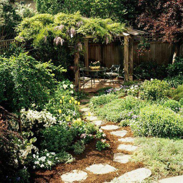 17 best ideas about gartenideen für kleine gärten on pinterest, Hause und Garten