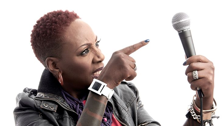San Francisco, May 4: Free: Comedian Gina Yashere