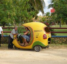 Τρινιδάδ, Κούβα