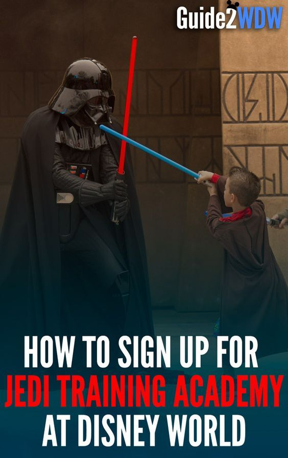 Disney World Tip | A step-by-step guide on how to sign up for a must-do for any young Star Wars fan at Disney World.