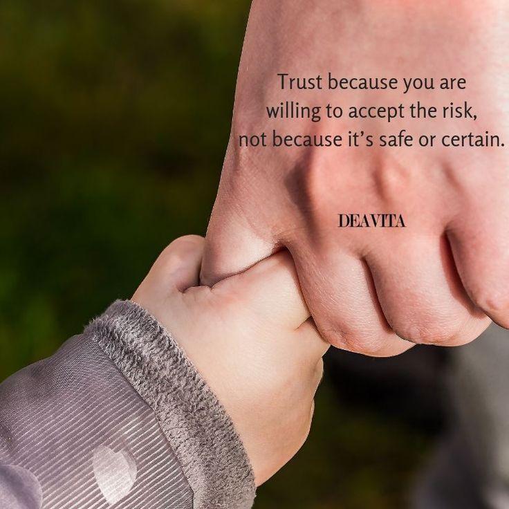 Glauben Und Vertrauen
