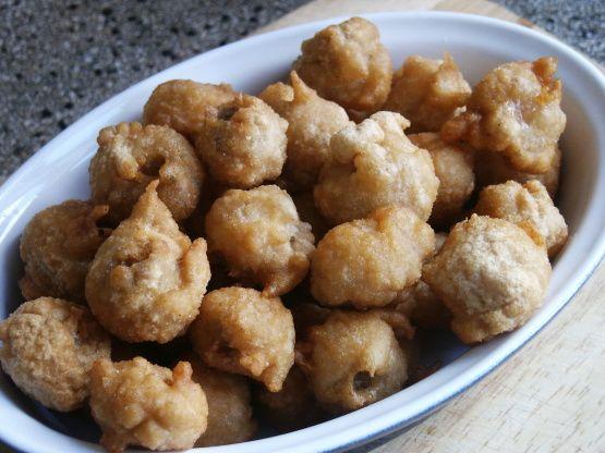 Beer Batter Fried Mushrooms Recipe - Deep-fried.Food.com: Food.com