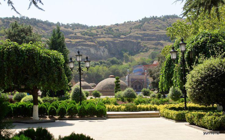 Photoblog     yuri1812: Серные бани Тбилиси