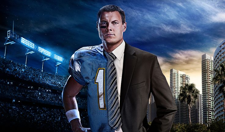 Philip Rivers  by Tim Tadder
