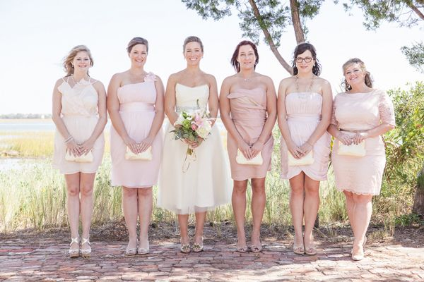 Real Bridesmaids In Beige Bridesmaid Dresses: Best 25+ Beige Bridesmaid Dresses Ideas On Pinterest