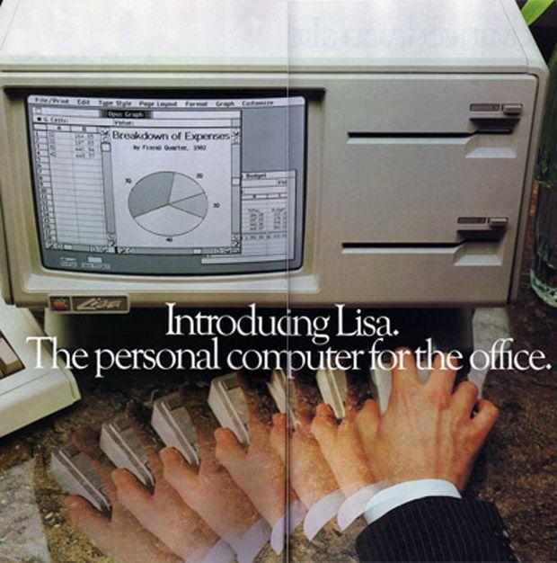 Trenta vecchie pubblicità di vecchi computer   Linkiesta.it