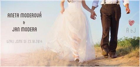 Svatební oznámení 110