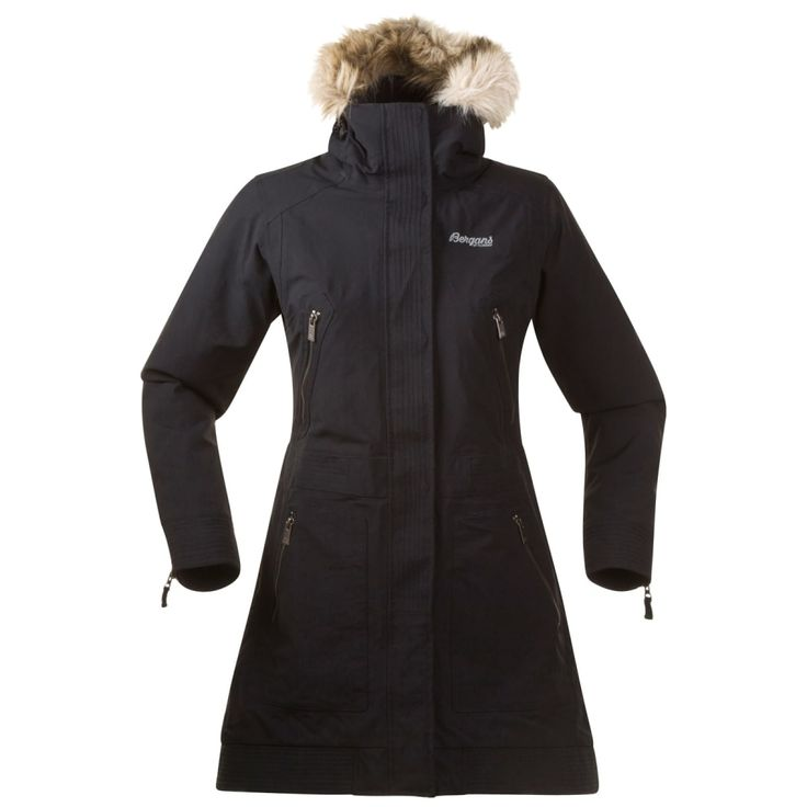 Kjøp Bergans Vollen Insulated Lady Coat fra Outnorth