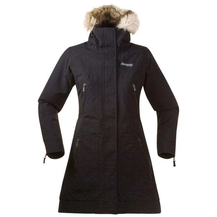 Kjøp Bergans Vollen Insulated Lady Coat fra Outnorth