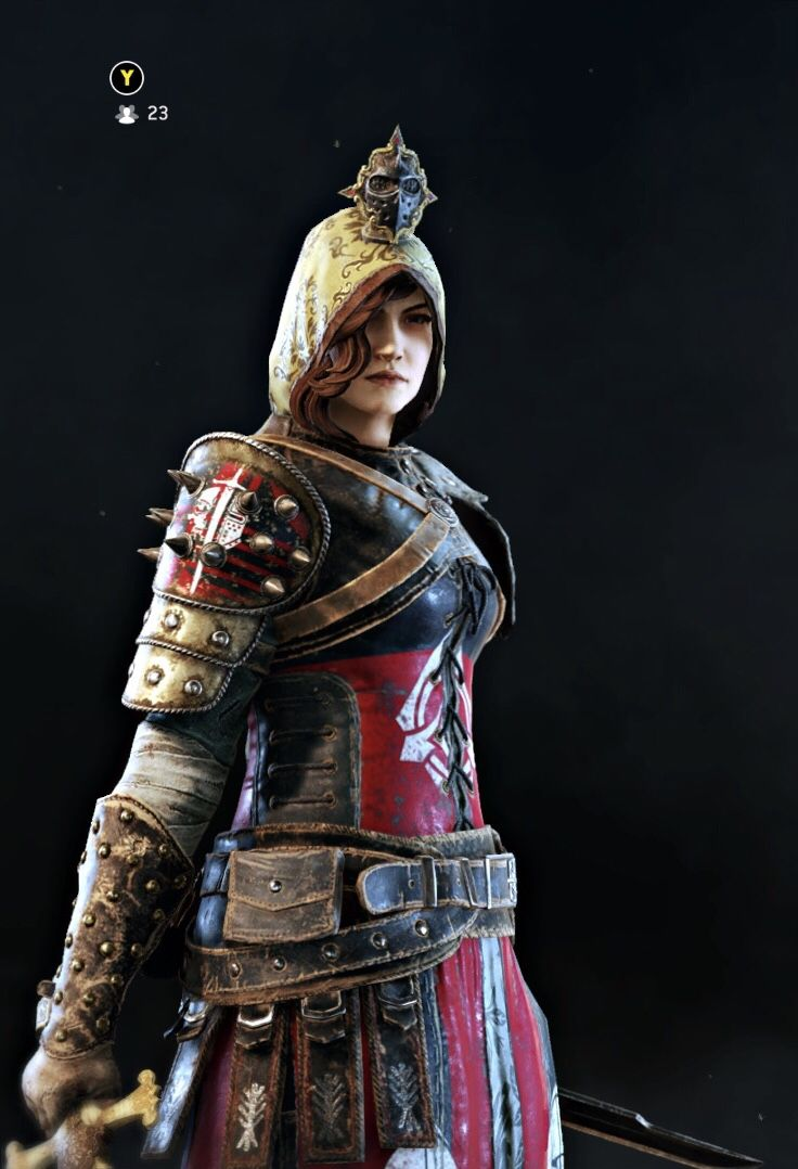 For honor nobushi face