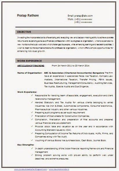 resume career objective samples for freshers