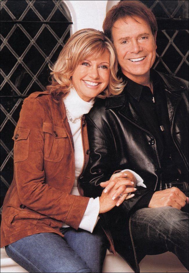 Cliff Richard & Olivia Newton-John