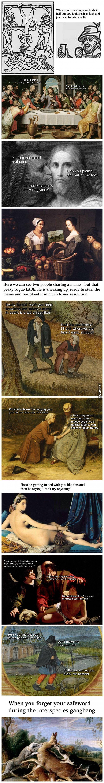 Classical Art Memes Latest (Part-3)