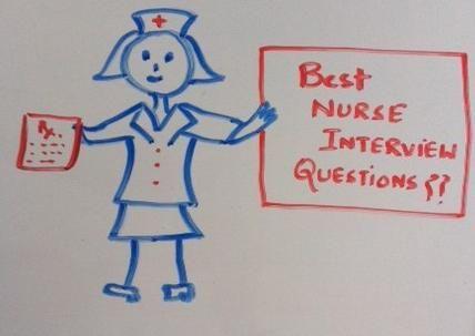 Best interview questions for nurses