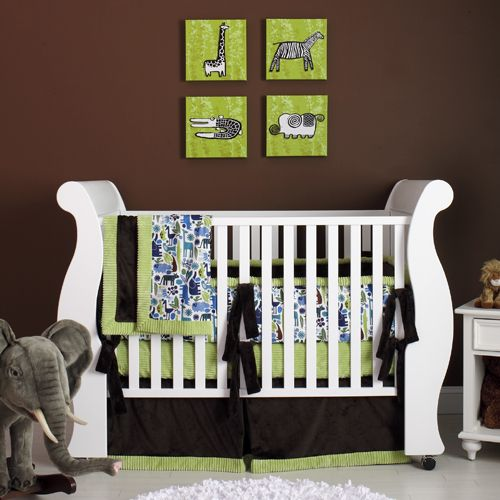 Baby Boy Nursery!