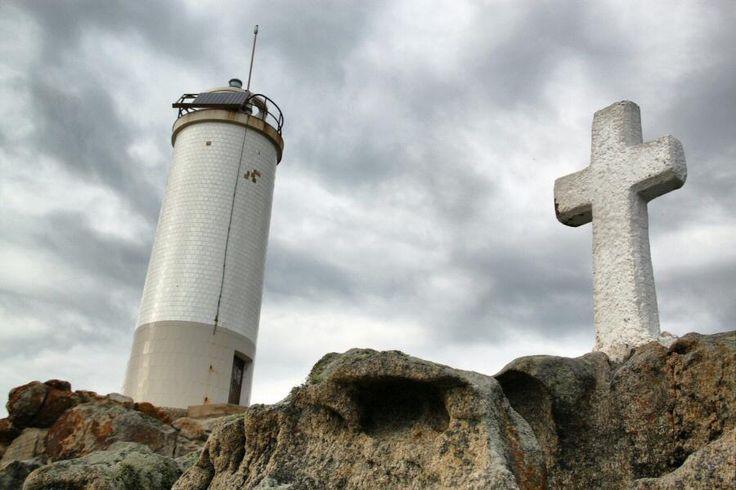 Costa da Morte. Faro Roncudo