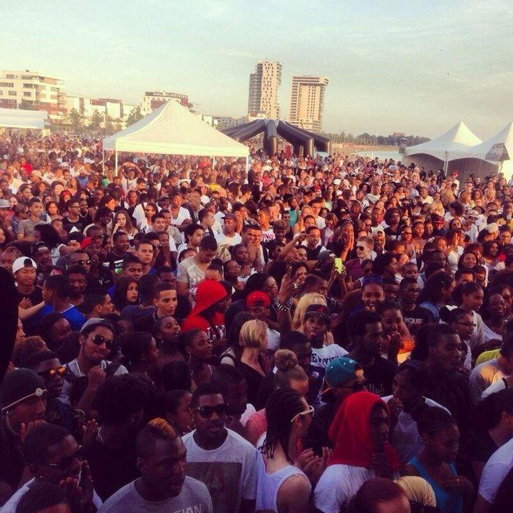 East Beach festival Nesselande  Rotterdam, The Netherlands