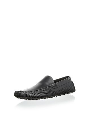 50% OFF Kenneth Cole New York Men's Listen Up Driving Shoe (Black)