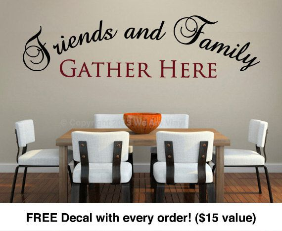 Best  Family Wall Quotes Ideas On Pinterest Word Wall Decor - Custom vinyl wall decals sayings for family room