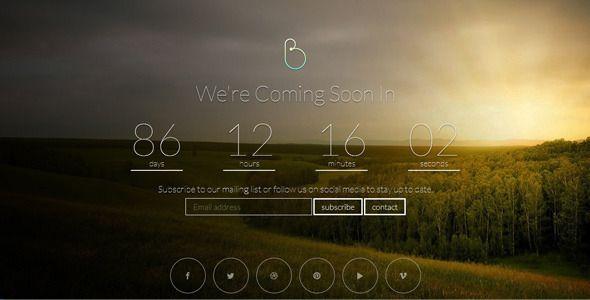 coming soon page - Szukaj w Google