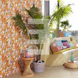 25 beste idee n over kleurrijk behang op pinterest muurschilderingen kinderen - Kleur trendy restaurant ...